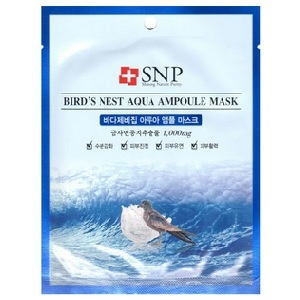 BIRD'S NEST AQUA AMPOULE MASK