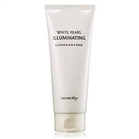 WHITE PEARL ILLUMINATING CLEANSING FOAM