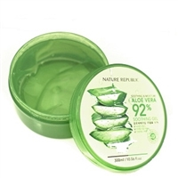 NATURE REPUBLIC ALOE VERA SOOTHING GEL <br/>自然乐园芦荟胶