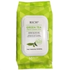 GREEN TEA MAKE UP CLEANSING TISSUES