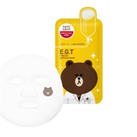 LINE FRIENDS EGT TIMETOX AMPOULE MASK
