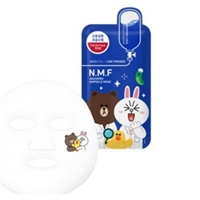LINE FRIENDS NMF AQUARING AMPOULE MASK