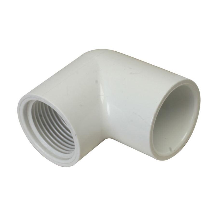 Slip fipt elbow fitting for schedule pvc pipe