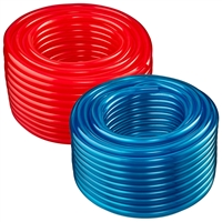 Translucent Colored Vinyl Tubing