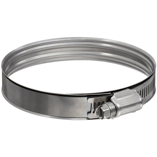 Dual Bead PVC Hose Clamp