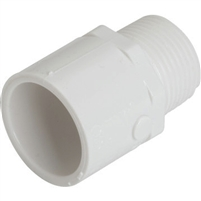 Male Adapter - Slip x Mipt for Schedule 40 PVC Pipe