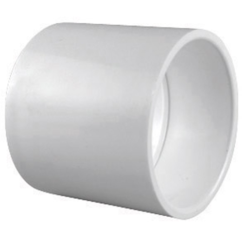 Slip coupling for schedule pvc pipe