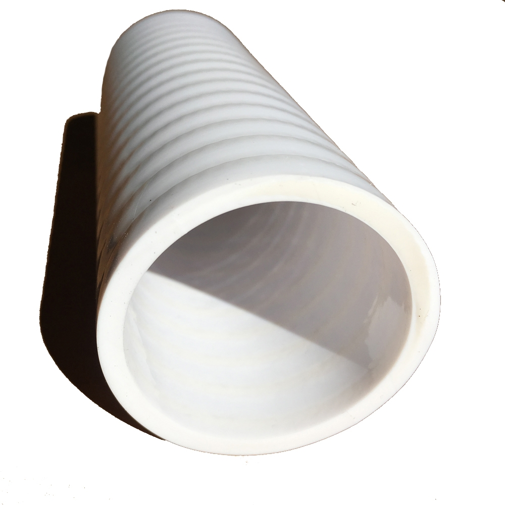 Ultra flexible pvc pipe crush resistant light weight
