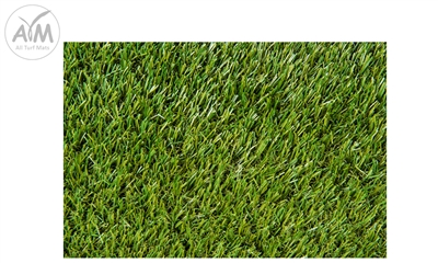 Premium Rye Grass Synthetic Landscape Turf - 12 feet x 50 feet