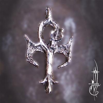 Dragon Ankh Amulet