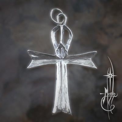 Merlin's Ankh of Peace