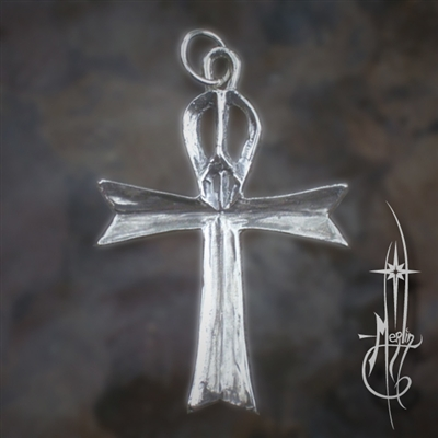 Ankh of Peace Amulet