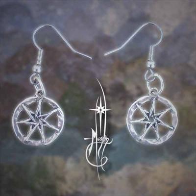 The Faery Star Earrings