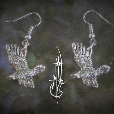 The Raven Earrings