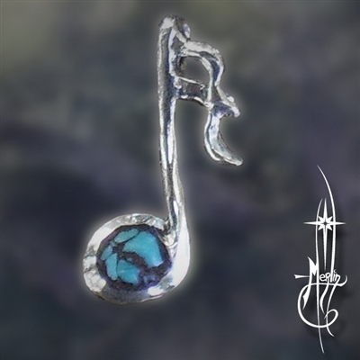 The Note Amulet