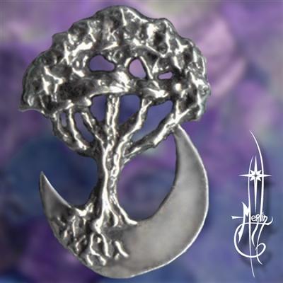 Elvin Moon Amulet