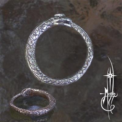 The Ouroboros Amulet