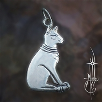 The Cat Amulet