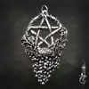 Grape Vine Pentacle Amulet
