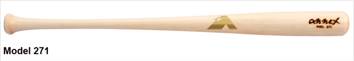 Annex Wood Bat Model 271