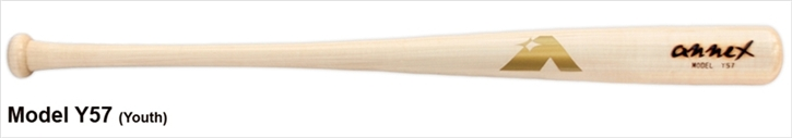 Annex Youth Wooden Bat Model Y57