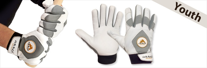 Youth Baseball Batting Gloves