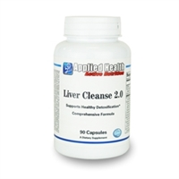 Liver Cleansing 2.0 Herbal Enzyme Body Detoxification Formula