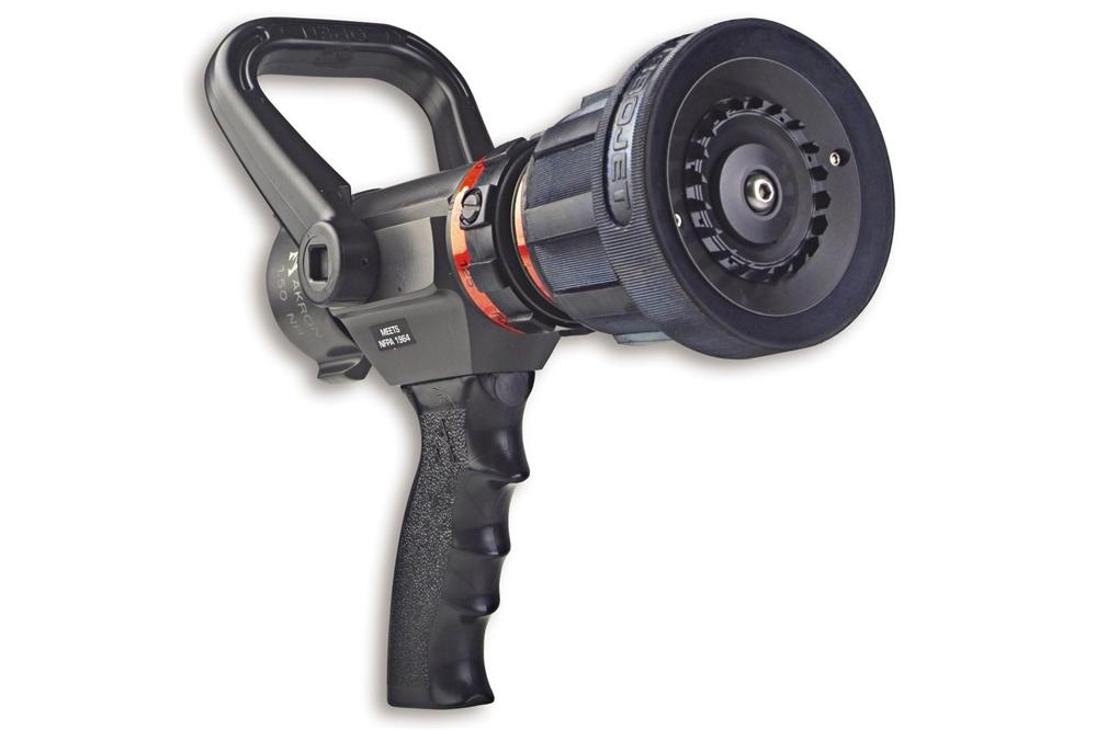 Akron quot turbojet nozzle pistol grip