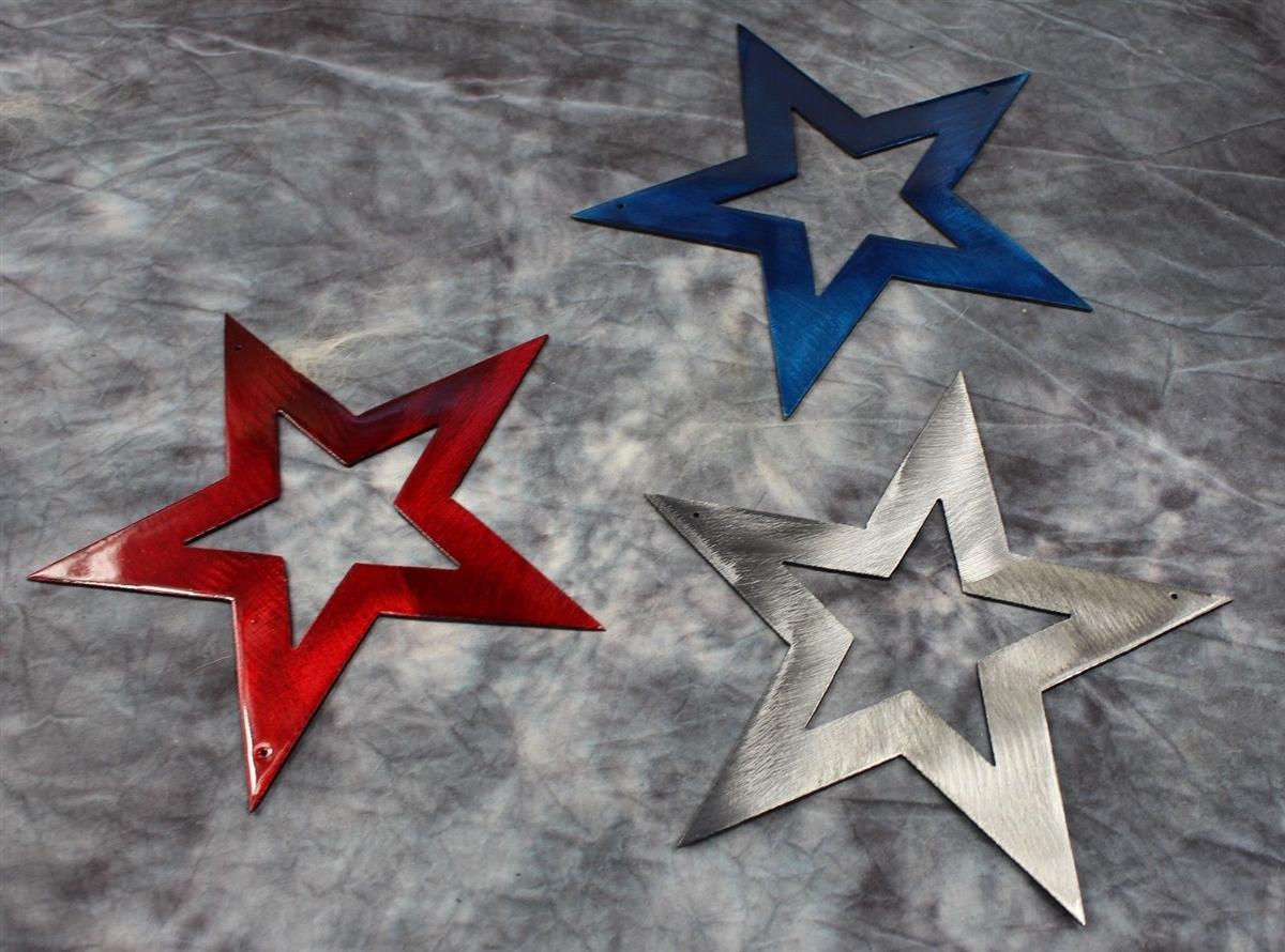 Metal Star Wall Art twitter