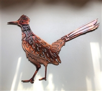 Arizona Roadrunner Metal Art Decor
