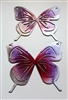 Butterfly Metal Wall Art Decor Accents