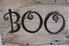 BOO Metal Wall Art/Pumpkin Art/Halloween Decor