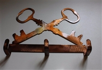 Keys Key/Hat Rack - Copper/Bronze
