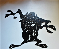 TAZ Metal Wall Art