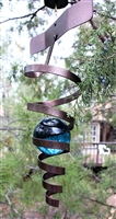 Whirly Twirly Metal  Garden Spinner
