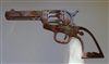 Colt 1873 Peacemaker Metal Wall Art Decor