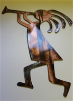 Arizona Kokopelli Metal Wall Art Decor Style 3