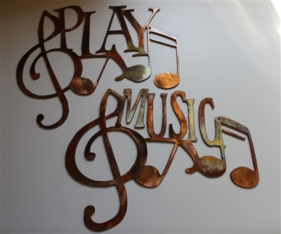 Music & Play Music Wall Accents