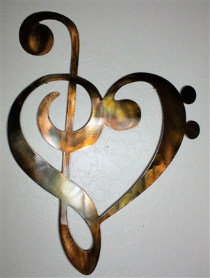 Musical Heart Note