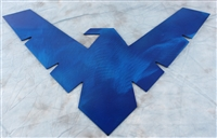 Nightwing Metal Wall Decor