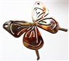 Butterfly Metal Wall Art Decor Accent