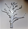 Winter Tree Metal Wall Decor Accent