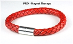 "Suki - 8mm (5/16"")  - PRO Magnet Therapy Red"