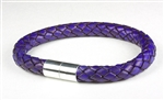 "Suki - 8mm (5/16"")  - PRO Magnet Therapy Purple"