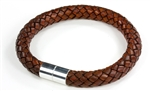 "Suki - 10mm (3/8"") - PRO Magnet Therapy Medium Brown"