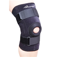 Neoprene Hinged Knee Sleeve