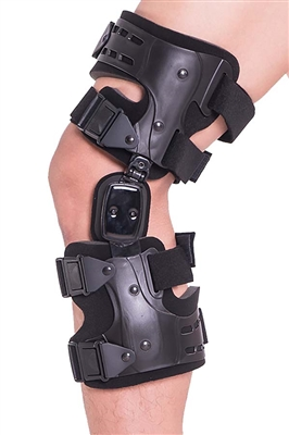 OA Knee Brace, Single Upright