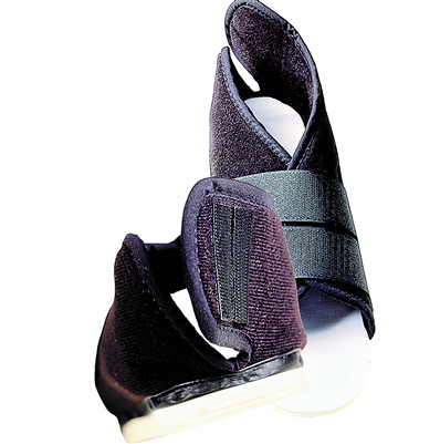 Open Heel Post Operative Shoe