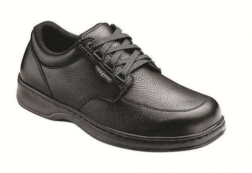 MENS COMFORT SPEED LACE ORTHOPEDIC SHOES