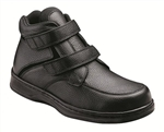 MEN'S BOOTS - Hook-and-loop closure STRAP ORTHOPEDIC SHOES
